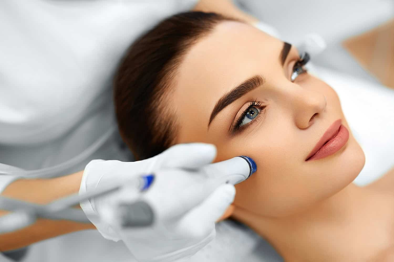 hydrafacial md at nova plastic surgery and medspa hydrating skin treatment