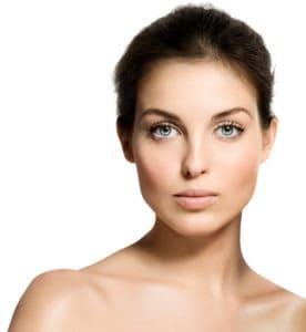 Beautiful Woman Blue Eyes