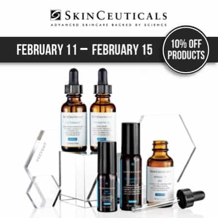 skinceuticals vday special