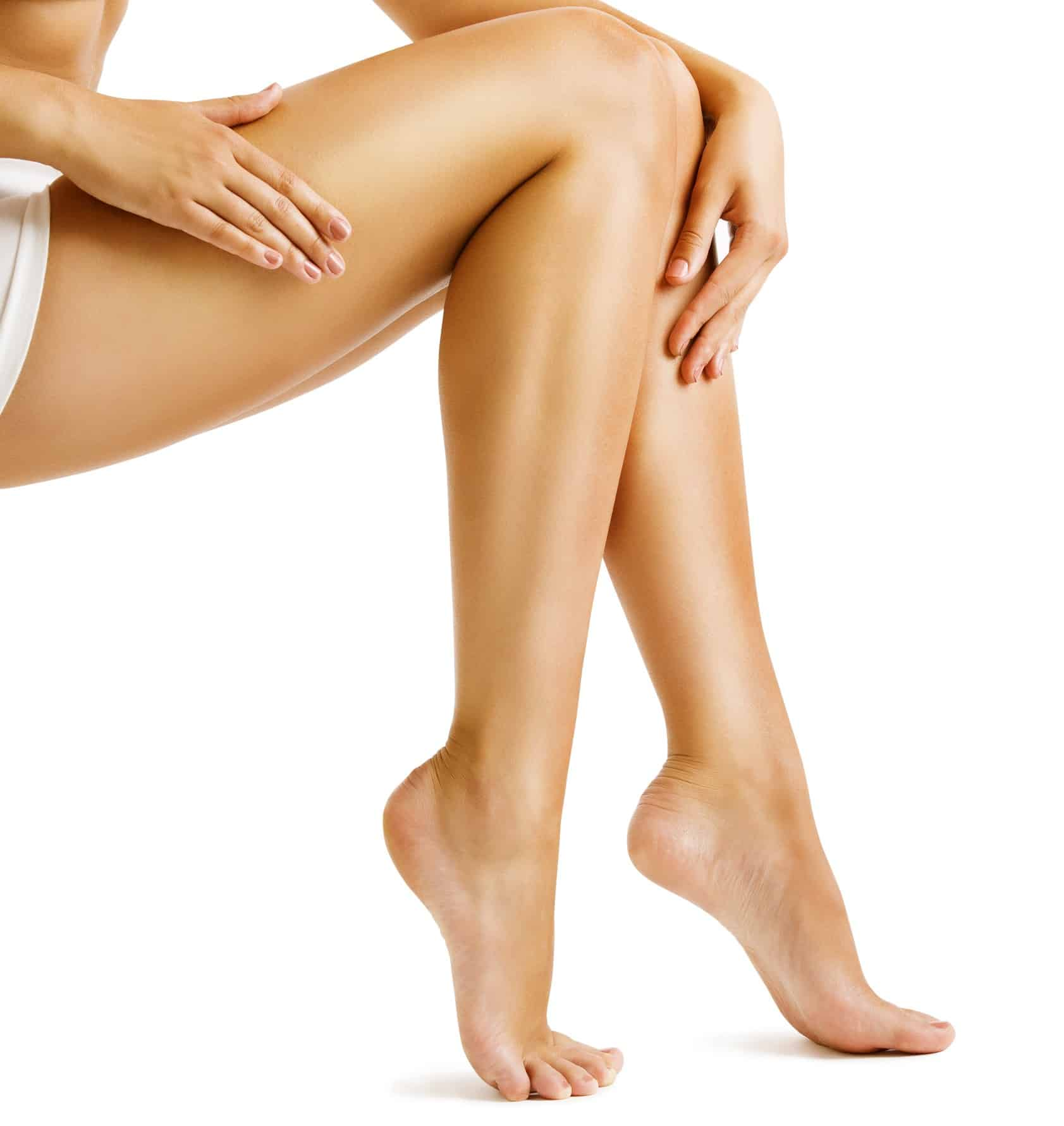 Reduce the Appearance of Spider Veins