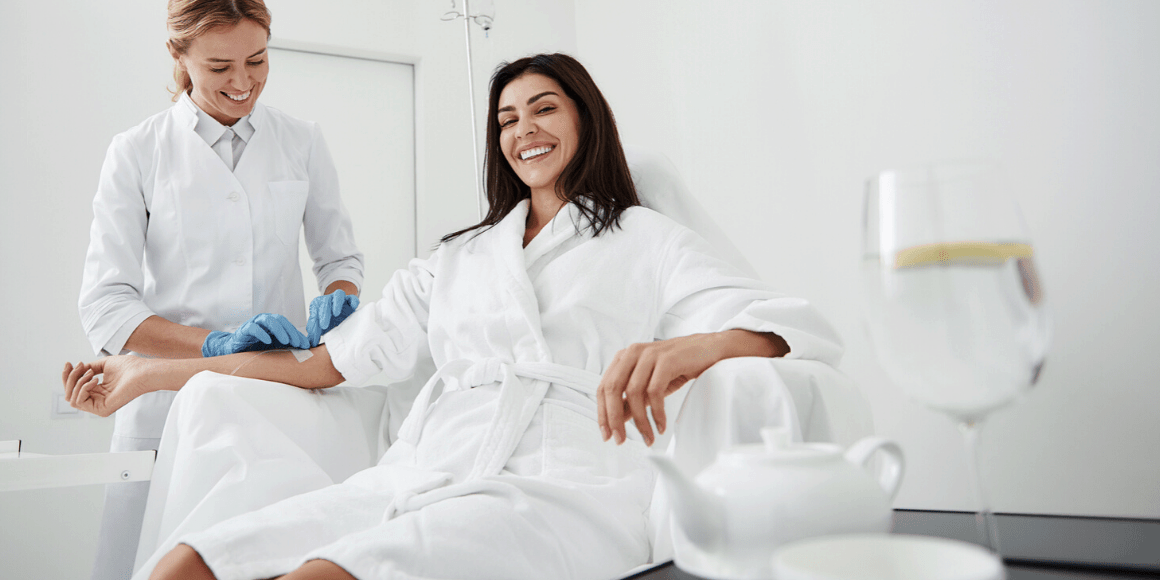 IV Vitamin Therapy in Northern Virginia